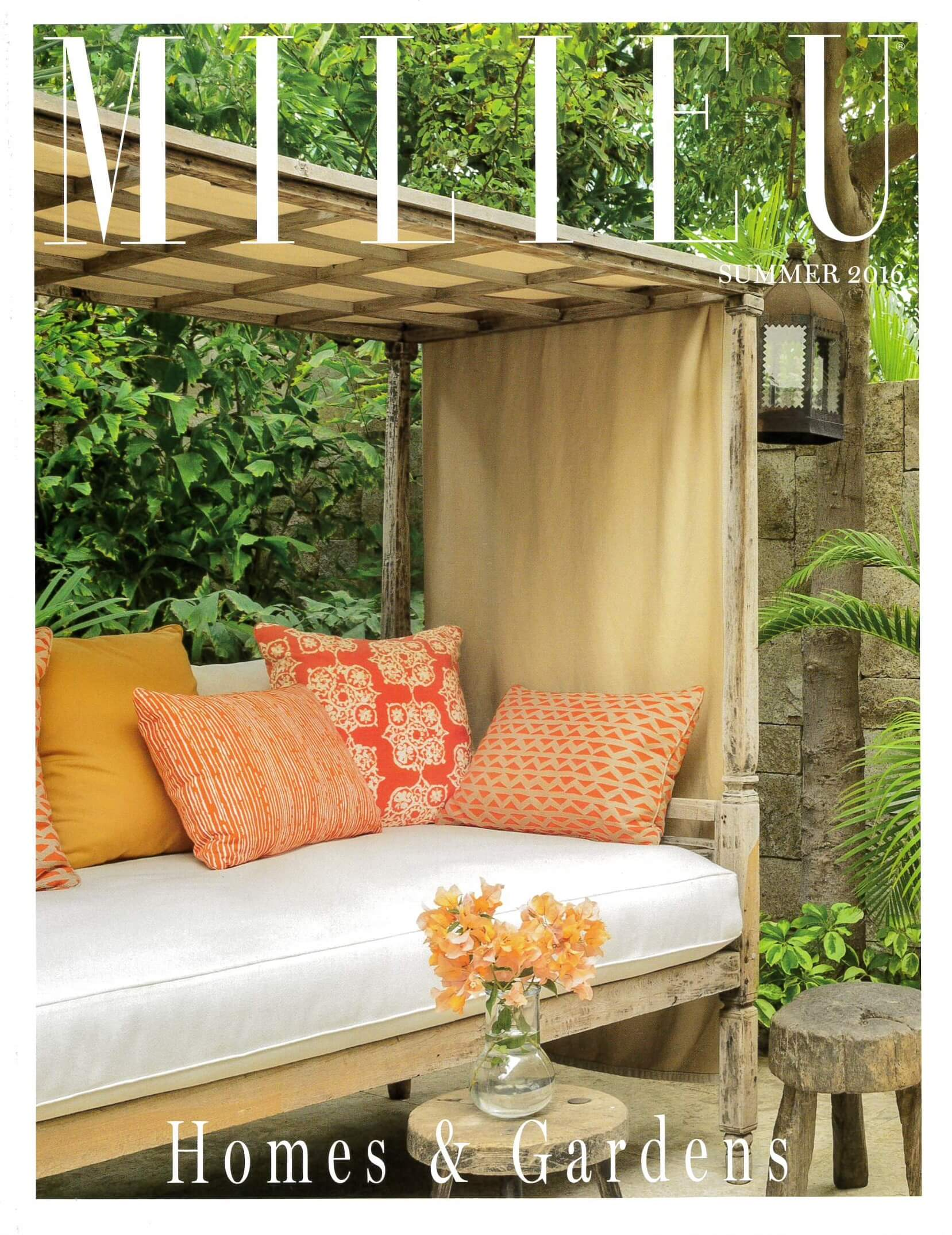 Milieu Magazine Summer 2016 cover